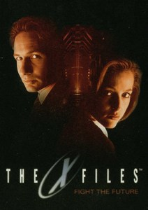 1998 Topps X-Files Fight the Future P1