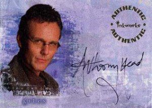 BTVS Reflections Autos A1 Anthony Stewart Head as Giles