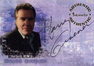 BTVS Reflections Autos A4 Harry Groener as Mayor Wilkins