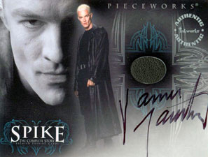 PW1A Leather Coat worn by James Marsters as Spike on Buffy the Vampire Slayer