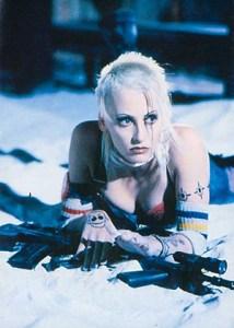 1995 Comic Images Tank Girl Base