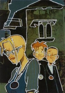 1995 Comic Images Tank Girl MagnaChrome