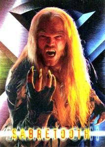 2000 Topps X-Men Movie X-Foil