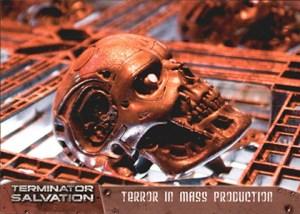 2009 Topps Terminator Salvation Base