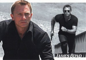 James Bond Heroes and Villains Promo P1