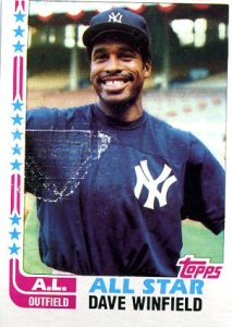 553 Dave Winfield - All-Star