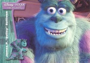 2004 Upper Deck Disney Pixar Treasures Base
