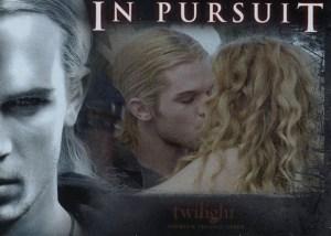 2008 Inkworks Twilight In Pursuit