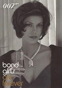 2004 Quotable James Bond Bond Girls Are Forever
