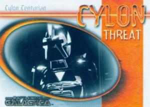 2005 Battlestar Galactica Premiere Edition Cylon Threat