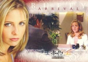 2006 Buffy Memories Base