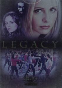 2006 Buffy Memories Case Loader CL1