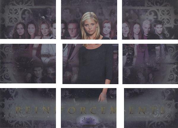2006 Buffy Memories Reinforcements