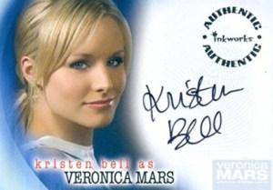 2007 Veronica Mars Season 2 Autograph