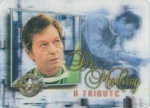 2000 Star Trek Cinema 2000 Dr McCoy Tribute