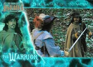 2003 Complete Highlander Warrior