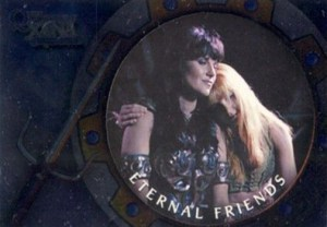 2003 Quotable Xena Eternal Friends