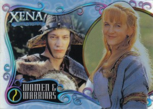 2004 Art and Images of Xena Women and Warriors