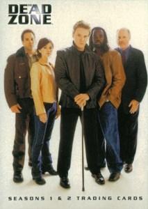 2004 Dead Zone Promo Card P1