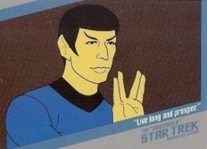 2004 Quotable Star Trek TOS Animated Series