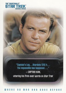 2004 Quotable Star Trek TOS Base