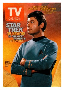 2004 Quotable Star Trek TOS TV Guide Covers