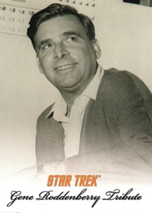 2006 Star Trek TOS 40th Anniversary Gene Roddenberry Tribute