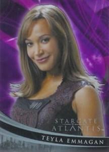 2006 Stargate Atlantis Season 2 Atlantis Team