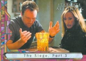 2006 Stargate Atlantis Season 2 Base