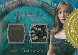 2006 Stargate Atlantis Season 2 Dual Costume Teyla