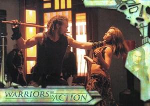 2006 Stargate Atlantis Season 2 Warriors In Action