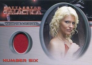 2007 Battlestar Galactica Season 2 CC21