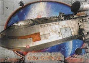 2007 Battlestar Galactica Season 2 Rag Tag Fleet