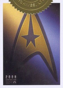 2007 Complete Star Trek Movies Movie Posters MP2