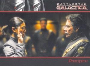 2008 Battlestar Galactica Season 3 Base
