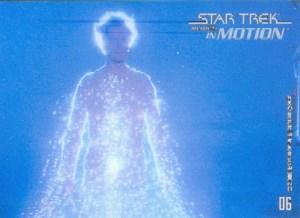 2008 Star Trek Movies In Motion Base