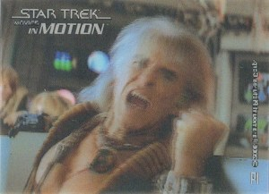 2008 Star Trek Movies In Motion Promo Card P1