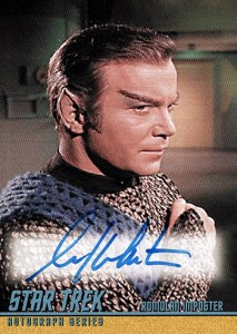 2008 Star Trek TOS 40th Anniversary Series 2 Autographs A150 William Shatner