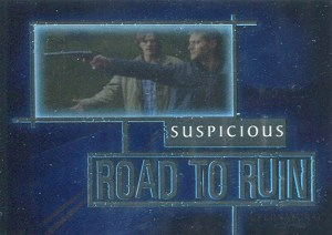 2008 Supernatural Connections Road to Ruin