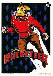 1991 Rocketeer Stickers