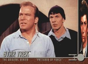 1998 Star Trek TOS Season 2 Base