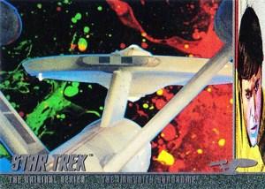 1998 Star Trek TOS Season 2 Behind the Scenes