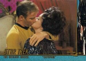 1998 Star Trek TOS Season 2 Character Log