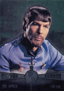 1998 Star Trek TOS Season 2 Mirror Mirror