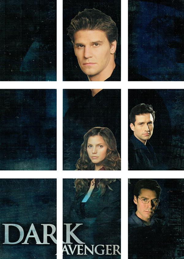 2000 Angel Season 1 Dark Avenger