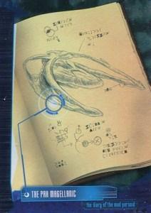 2001 Andromeda Season 1 Diary