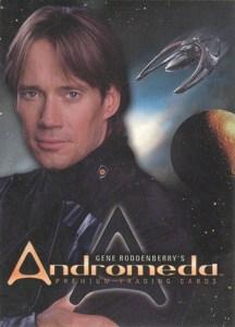 2001 Andromeda Season 1 Promo Card SD-2001