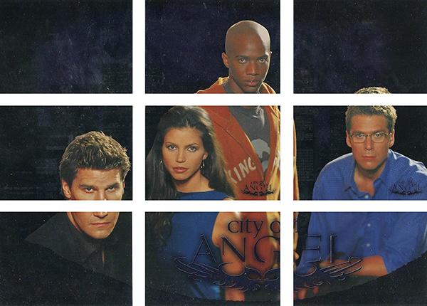 2001 Angel Season 2 City of Angel