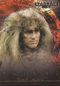 2001 Stargate SG-1 Premiere Edition Aliens