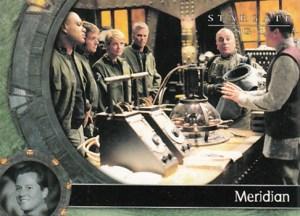 2003 Stargate SG-1 Season 5 Base
